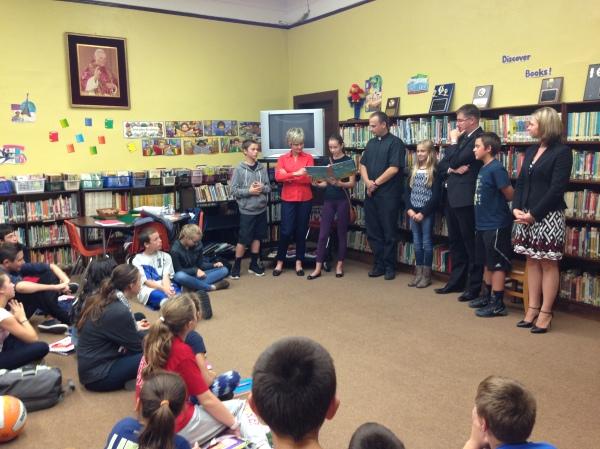 Zdjęcie z jednego ze spotkań - w Perth Amboy.